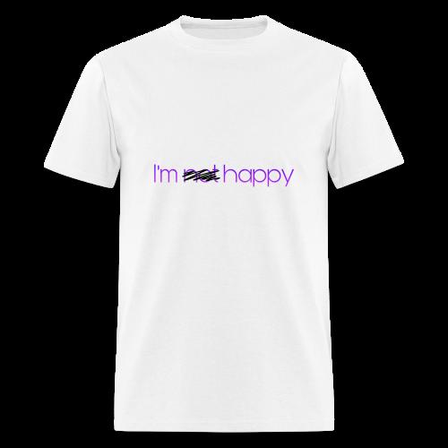 I'm happy - Men's T-Shirt
