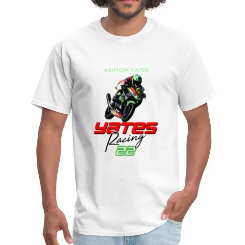 Ashton Yates - Men's T-Shirt