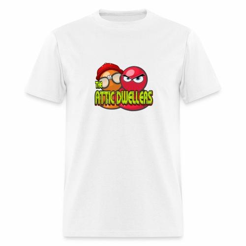The Attic Dwellers (Logo) - Men's T-Shirt