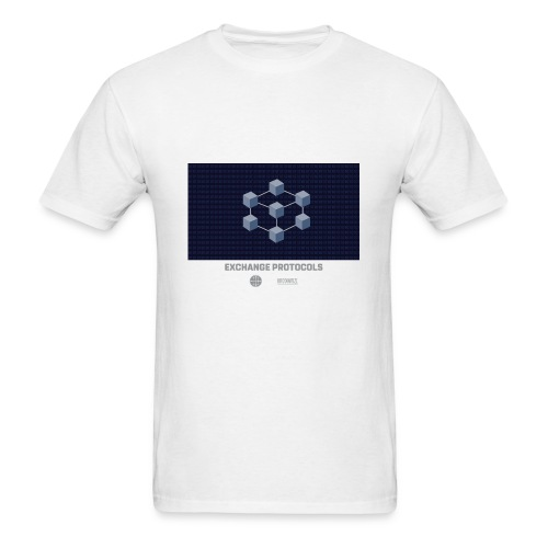 Cryptocurrency Exchange Protocols - Men's T-Shirt