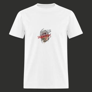 supreme x mummify - Men's T-Shirt