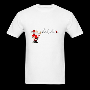 Santa Ho Ho Ho - Men's T-Shirt