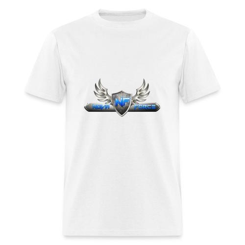 Nova Force Logo - Men's T-Shirt