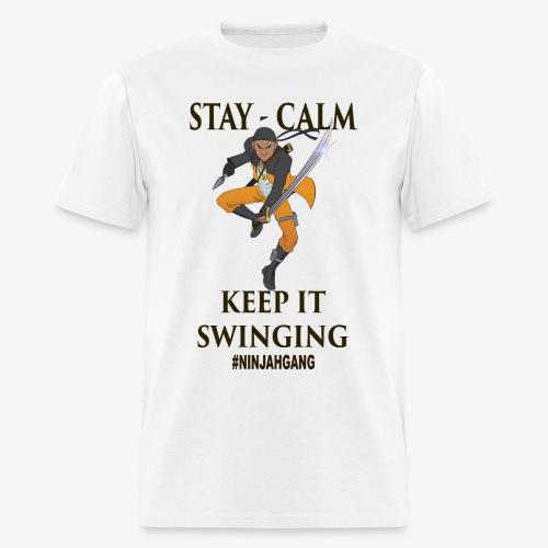 NINJAH GANG - Men's T-Shirt