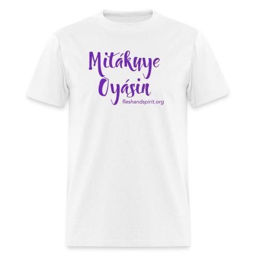 mitakuye oyasin t-shirt - Men's T-Shirt