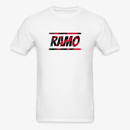 Ramo Red Camo - Men's T-Shirt