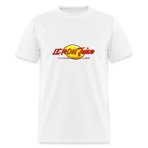 Lemon Juice - Men's T-Shirt