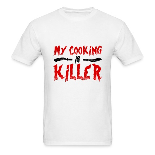 Killer Cooking - Men's T-Shirt