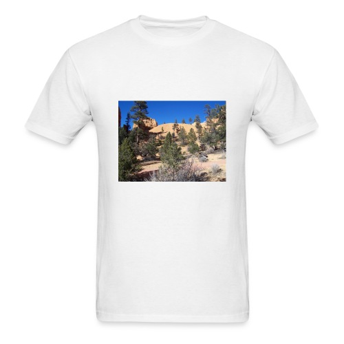 Fool on the Hill - Men's T-Shirt