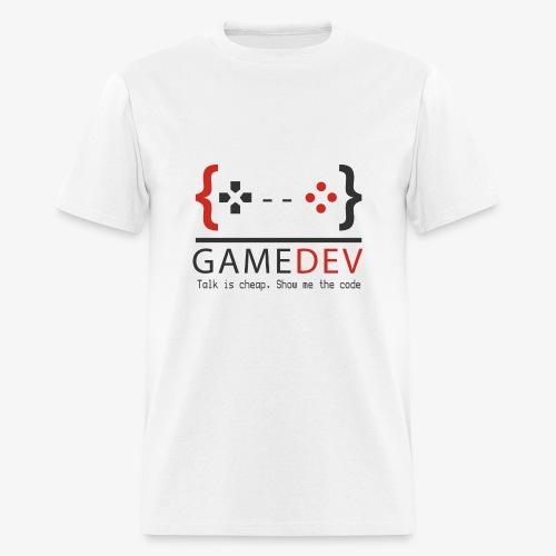 Game Developer - Men's T-Shirt