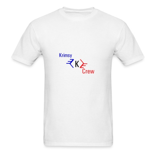 krimsy crew shirt - Men's T-Shirt