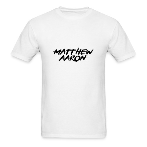 MATTHEWAARON MERCH - Men's T-Shirt