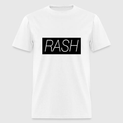 RASH Logo - Men's T-Shirt