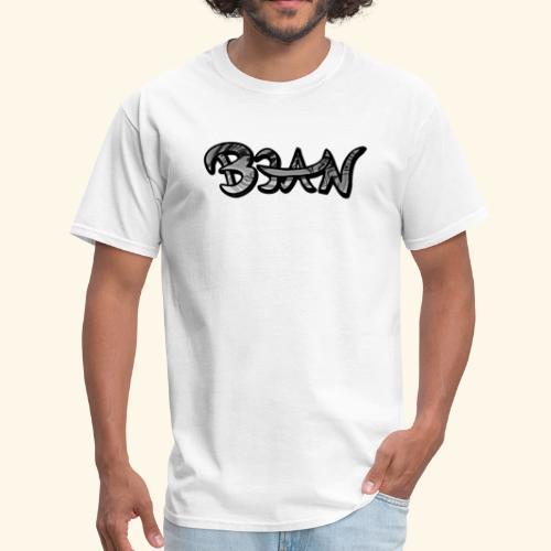B3AN B&W - Men's T-Shirt