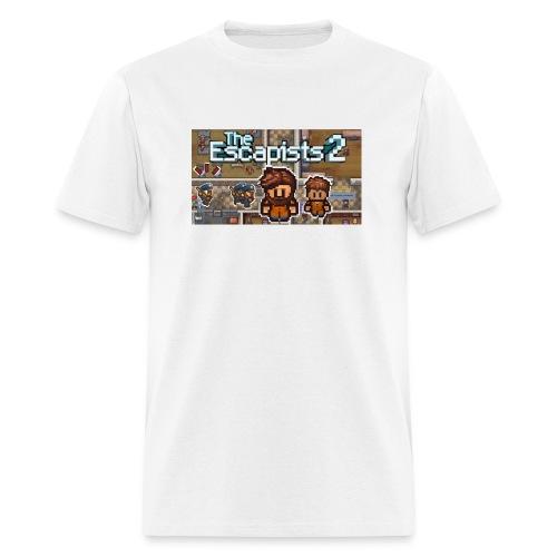 TCN escapists 2 series shirt - Men's T-Shirt
