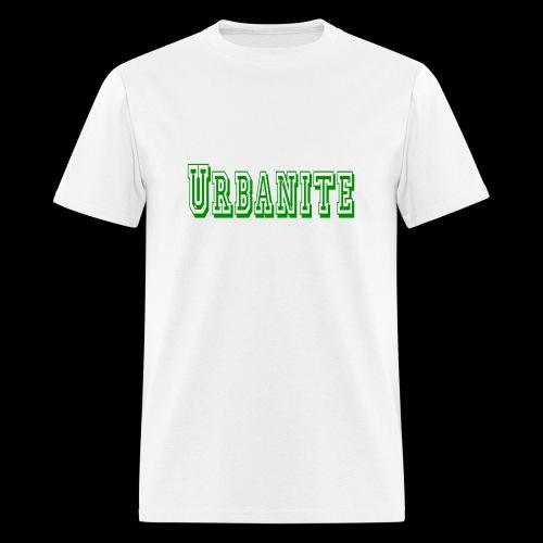 Urbanite football design - Men's T-Shirt