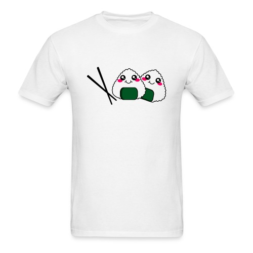 sushi addict - Men's T-Shirt