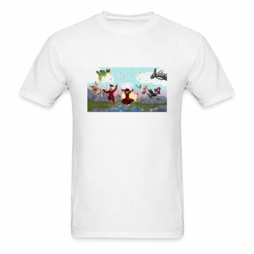 Jali and The Crew - Men's T-Shirt