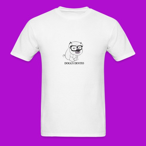 DOGGY DEVITO DESIGN - Men's T-Shirt