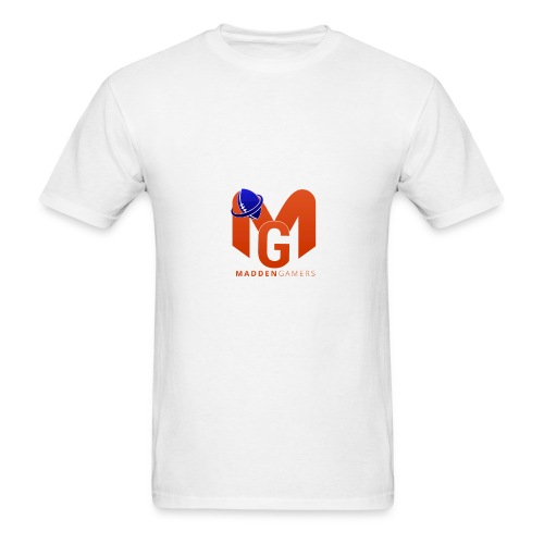 MaddenGamers MG Logo - Men's T-Shirt