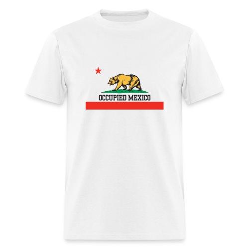 The Real California Flag - Men's T-Shirt