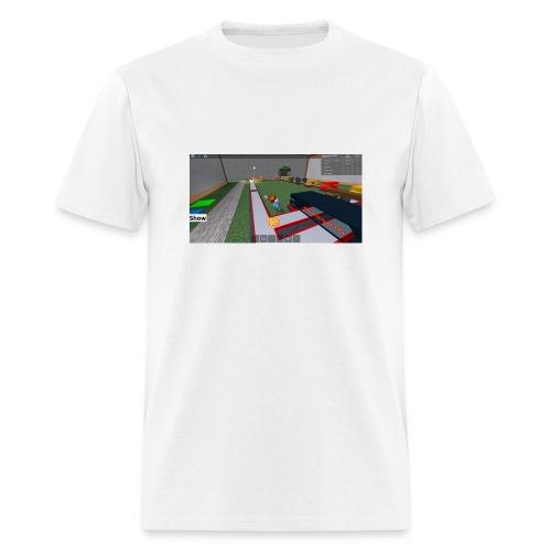 RobloxScreenShot20180814 193743762 - Men's T-Shirt