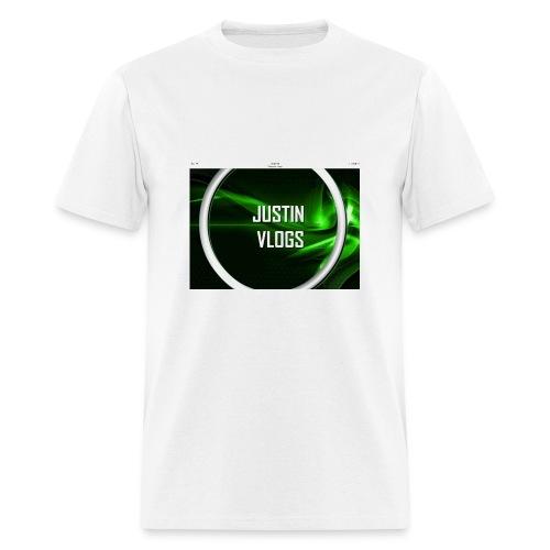 Wave green merchandise - Men's T-Shirt