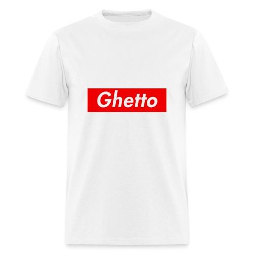 Ghetto Mal LOGO - Men's T-Shirt