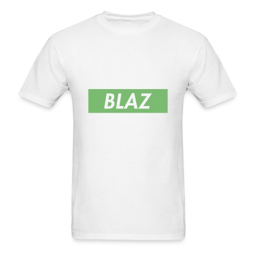 BLAZ LOGO - Men's T-Shirt