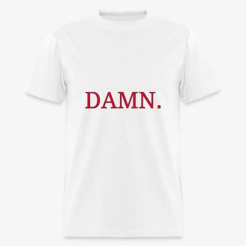 DAMN. - Men's T-Shirt