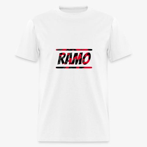 Ramo Red Camo - Men's T-Shirt