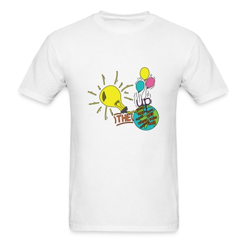 Light Up The World - Men's T-Shirt