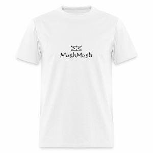 Logo On Light - Men's T-Shirt