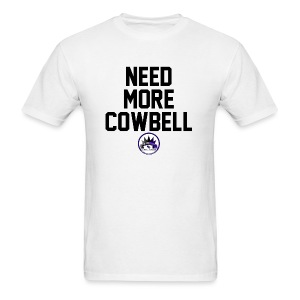 Need More Cowbell CK Collection - Men's T-Shirt