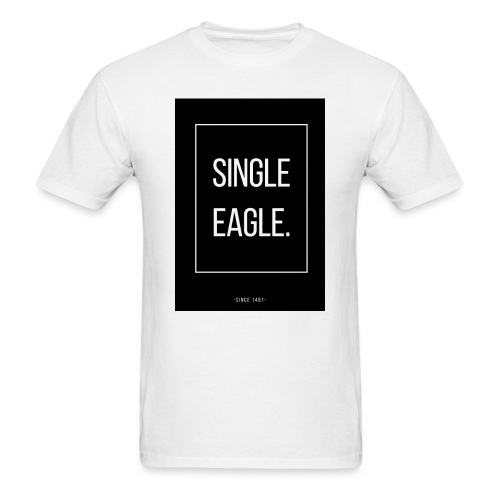 SINGLE EAGLE | MINGLE - Men's T-Shirt