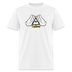 All Seeing Eye-UgglyBoy™ - Men's T-Shirt