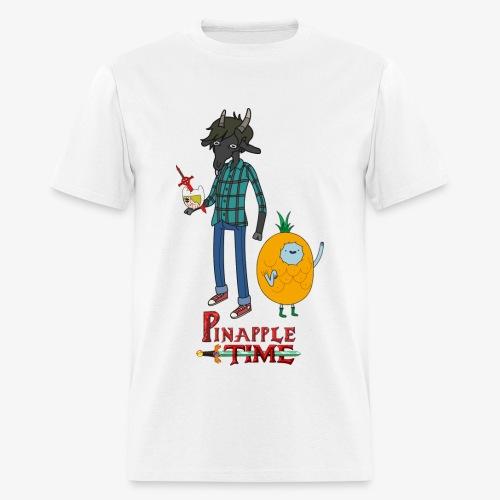 Pinapple Time Inside Joke T-Shirt - Men's T-Shirt