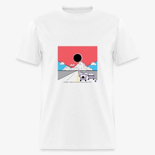 Solar Eclipse - Men's T-Shirt