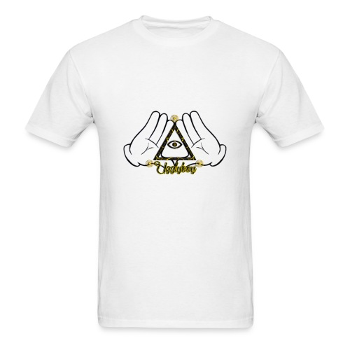 All Seeing Eye-UgglyBoy™ - Men's T-Shirt