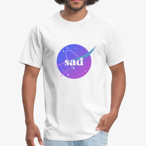 sad - Men's T-Shirt