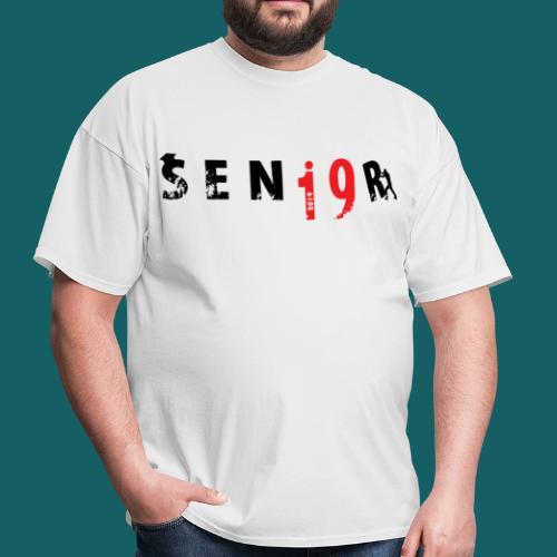 Class Of Senior 2019 - High School Graduation - - Men's T-Shirt
