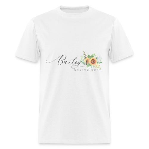 Bailey's Photography Logo - Men's T-Shirt