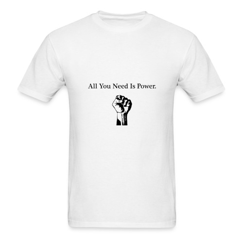 Power - Men's T-Shirt