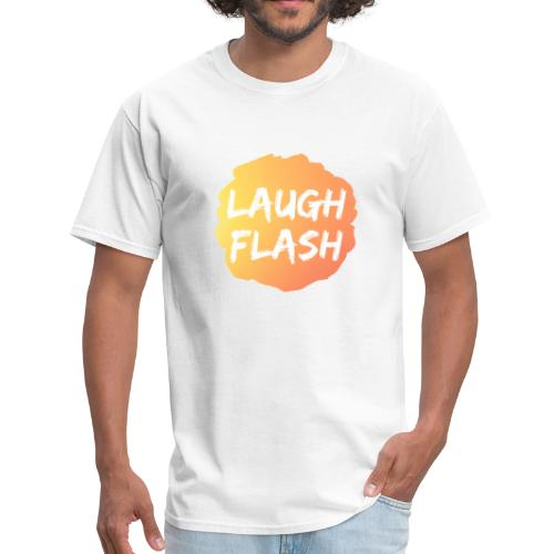Laugh Flash Origin - Men's T-Shirt
