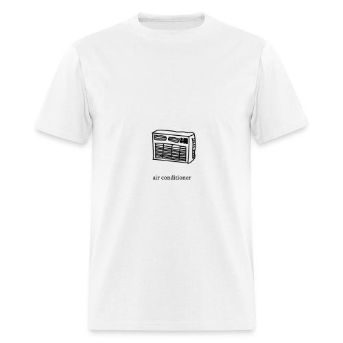 air conditioner - Men's T-Shirt
