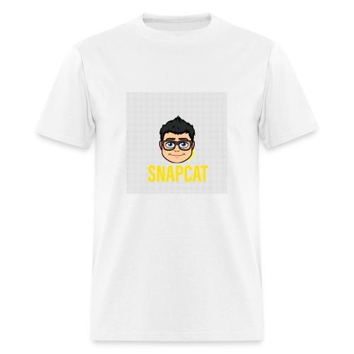 Snapcat - Men's T-Shirt