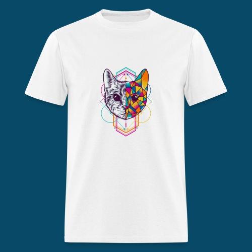 Animal style originates - Men's T-Shirt