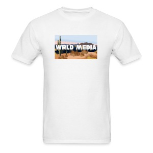 Wrld Media Desert Canyon - Men's T-Shirt