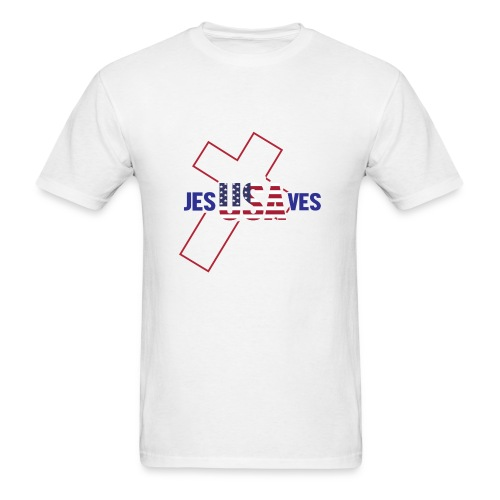 403 JESUS SAVES - Men's T-Shirt