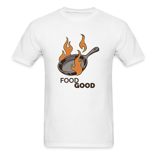 Food Good - Men's T-Shirt